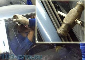 Струна для выпиливания-автомобильного стекла