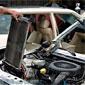 Промывка и чистка автомобильного радиатора