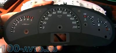 Внутренний тюнинг ВАЗ 2110