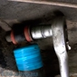 Замена амортизаторов ваз 2107