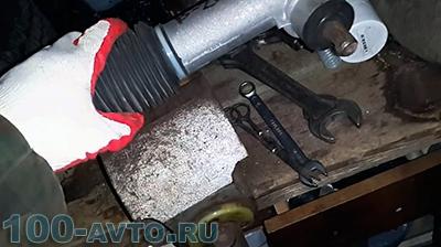 ремонт рулевой рейки