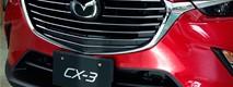 На новый кроссовер «Mazda CX-3» поступило более 10 тысяч заявок