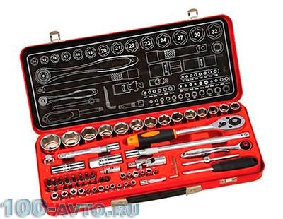 выбор набора инструментов для авто
