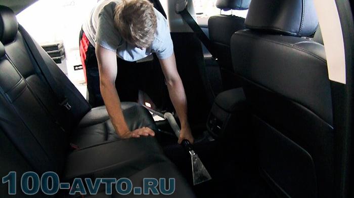 ремонт своими руками авто ковриков