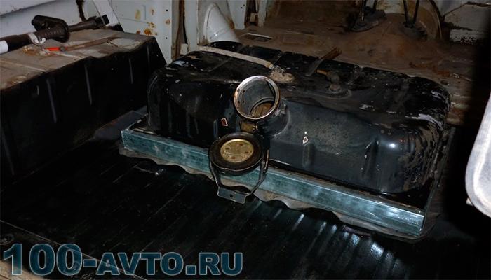 Топливные баки ГАЗ-66