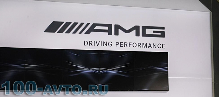 Две новые модели от AMG