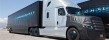 Freightliner тестирует систему Highway Pilot
