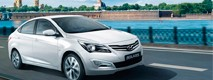 Hyundai Solaris собранный в России будут продавать в Египте