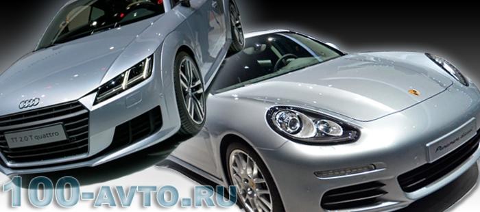 Новые модели AMG