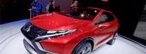 Новый Mitsubishi Evolution будет гибридом
