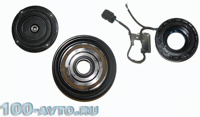 сальник компрессора автокондиционера