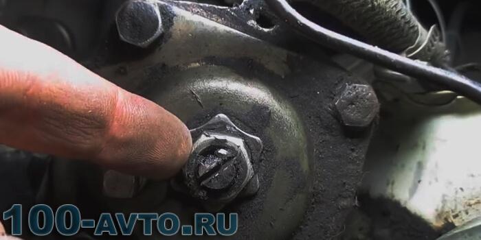 Регулировка рулевой колонки ВАЗ