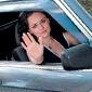 Как правильно подмигнуть за рулем