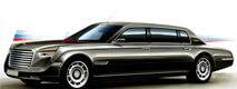 «Мономах» станет товарным знаком для автомобилей первых лиц государства