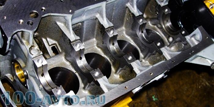 Тюнинг двигателя 2106