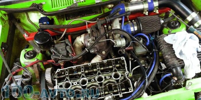 Тюнинг двигателя Оки