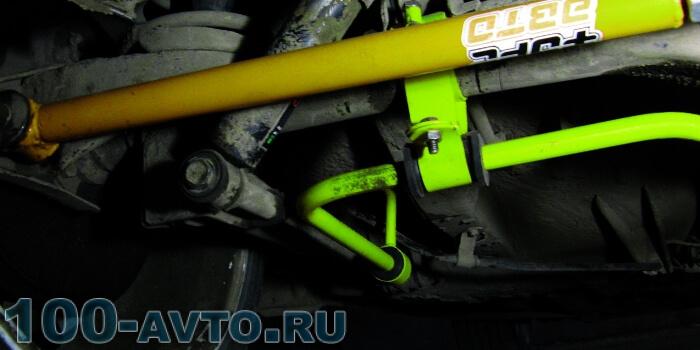 Тюнинг подвески ВАЗ 2105