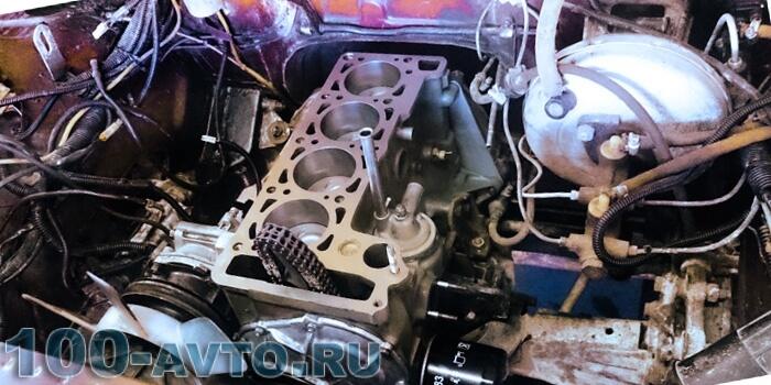 Тюнинг двигателя Нивы 2121