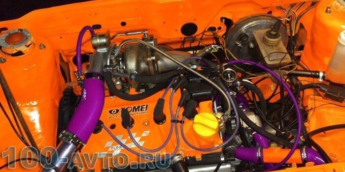 Тюнинг двигателя ВАЗ 21099